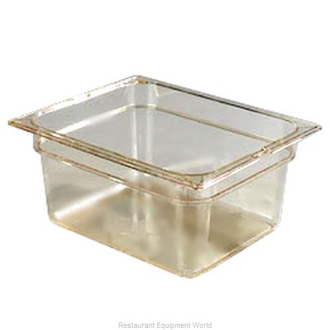 Carlisle 1042213 Food Pan Steam Table Plastic Hi-temp