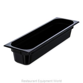 Carlisle 10441B03 Food Pan, Plastic Hi-Temp
