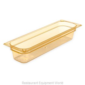 Carlisle 10441B13 Food Pan, Plastic Hi-Temp
