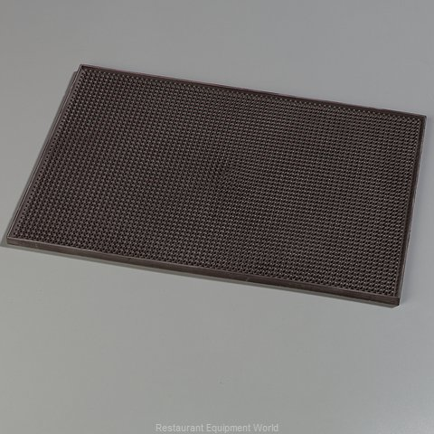 Carlisle 1060101 Bar Mat (Magnified)