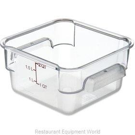 Carlisle 10720AF07 Food Storage Container, Square
