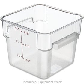 Carlisle 10722AF07 Food Storage Container, Square
