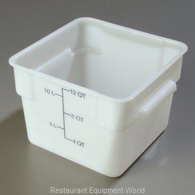 Carlisle 1073402 Food Storage Container, Square