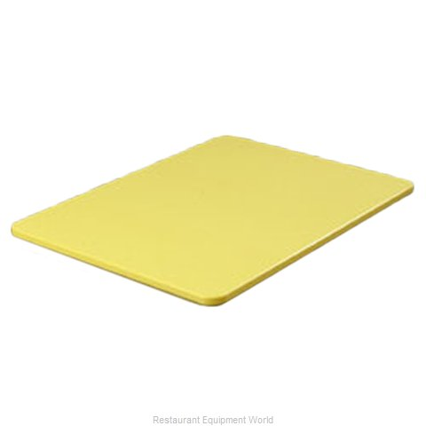 Carlisle 1088504 Cutting Board, Plastic