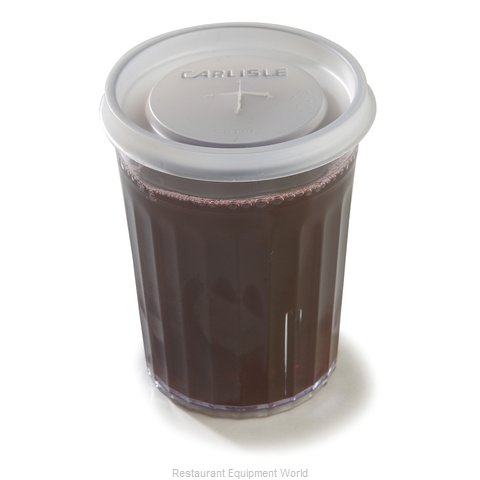 Carlisle 1110L30 Lid Disposable Cup