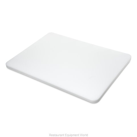 Carlisle 1288602 Cutting Board, Plastic