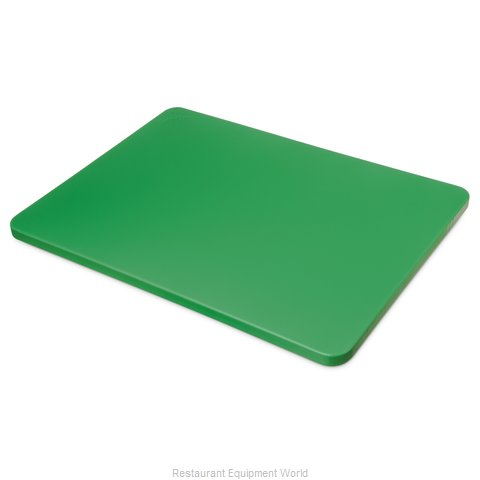Carlisle 1288709 Cutting Board, Plastic