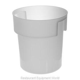 Carlisle 180002 Food Storage Container, Round