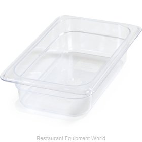 Carlisle 3068007 Food Pan, Plastic