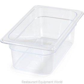 Carlisle 3068107 Food Pan, Plastic