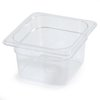Carlisle 3068407 Food Pan, Plastic