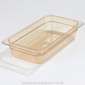 Carlisle 3086013 Food Pan, Plastic Hi-Temp