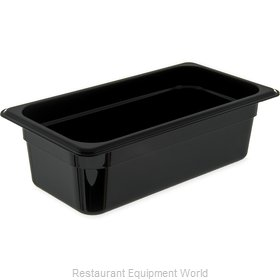 Carlisle 3086103 Food Pan, Plastic Hi-Temp