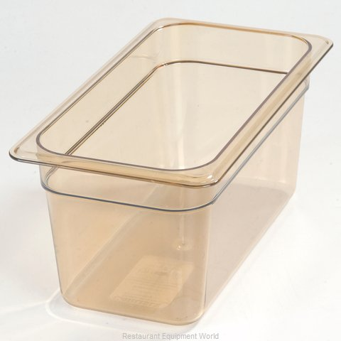 Carlisle 3086213 Food Pan Steam Table Plastic Hi-temp