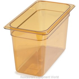 Carlisle 3086913 Food Pan, Plastic Hi-Temp