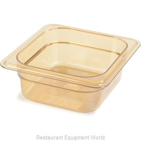 Carlisle 3088313 Food Pan, Steam Table, Plastic Hi-temp
