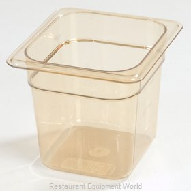Carlisle 3088513 Food Pan, Plastic Hi-Temp