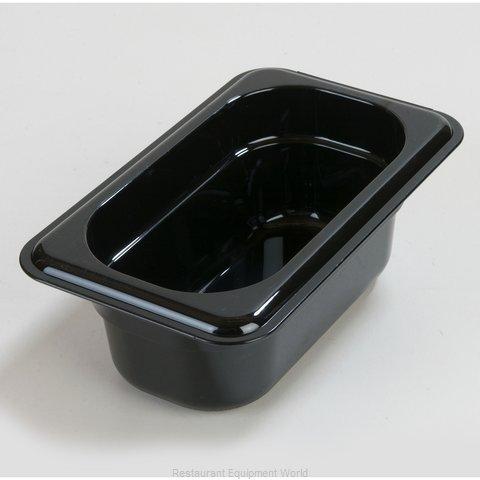 Carlisle 3088603 Food Pan, Plastic Hi-Temp