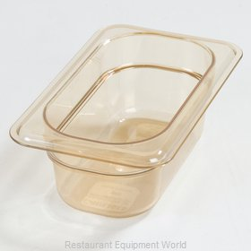 Carlisle 3088613 Food Pan, Plastic Hi-Temp