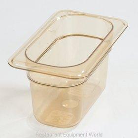 Carlisle 3088713 Food Pan, Plastic Hi-Temp
