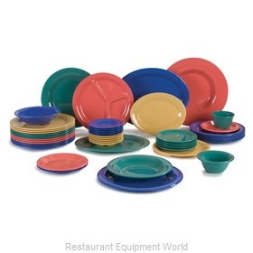 Carlisle 3304205 Fruit Dish, Plastic