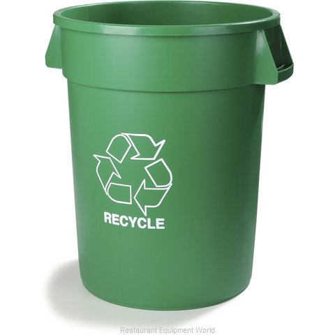 Carlisle 341032REC09 Recycling Receptacle / Container