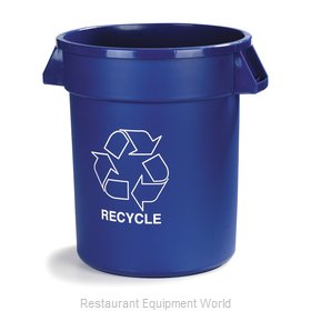 Carlisle 341032REC14 Recycling Receptacle / Container