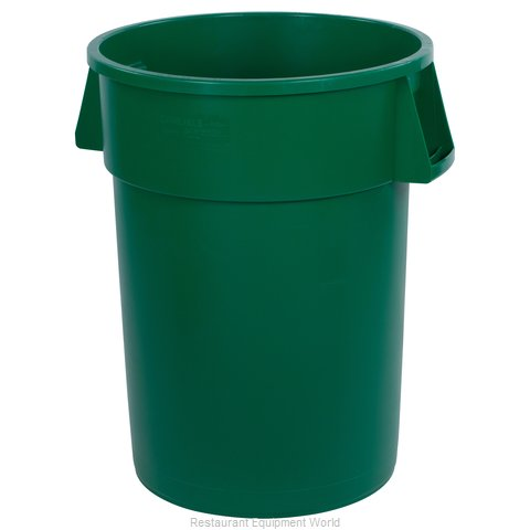 Carlisle 34104409 Trash Garbage Waste Container Stationary