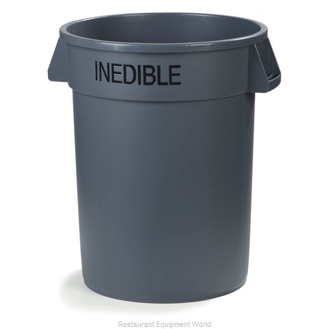 Carlisle 341044INE23 Trash Can / Container, Commercial