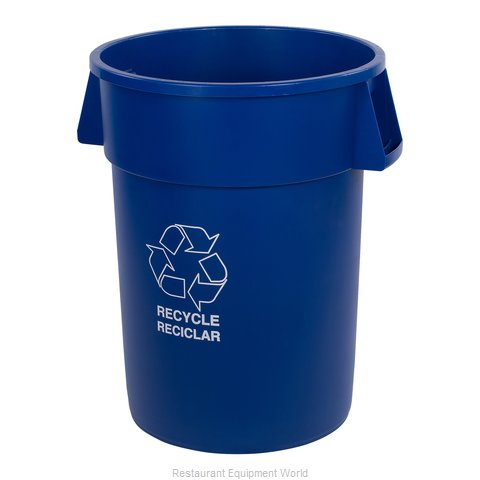 Carlisle 341044REC14 Trash Garbage Waste Container Stationary