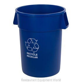 Carlisle 341044REC14 Recycling Receptacle / Container