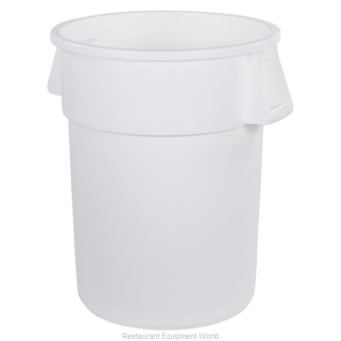 Carlisle 34105502 Trash Garbage Waste Container Stationary