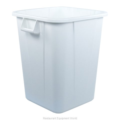 Carlisle 34154002 Trash Garbage Waste Container Stationary