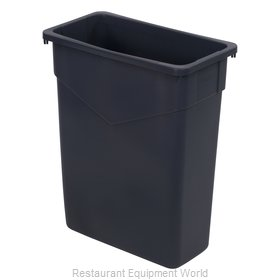 Carlisle 34201523 Trash Receptacle, Indoor
