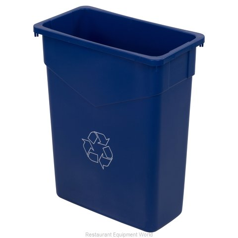 Carlisle 342015REC14 Trash Garbage Waste Container Stationary