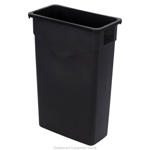 Carlisle 34202303 Trash Garbage Waste Container Stationary