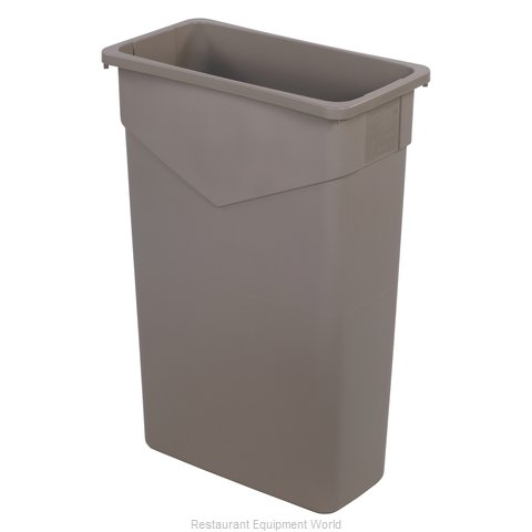 Carlisle 34202306 Trash Receptacle, Indoor