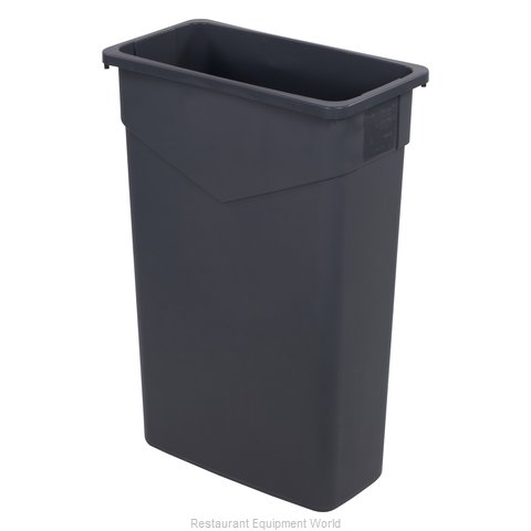 Carlisle 34202323 Trash Garbage Waste Container Stationary