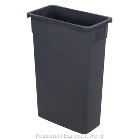 Carlisle 34202323 Trash Receptacle, Indoor