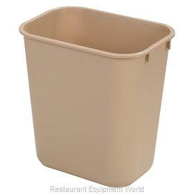 Carlisle 34291306 Waste Basket, Plastic