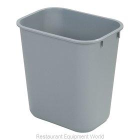 Carlisle 34291323 Waste Basket, Plastic