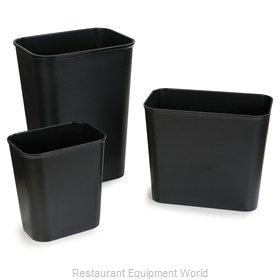 Carlisle 34291503 Waste Basket, Plastic