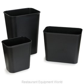 Carlisle 34292703 Waste Basket, Plastic