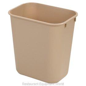 Carlisle 34292806 Waste Basket, Plastic
