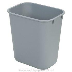 Carlisle 34292823 Waste Basket, Plastic