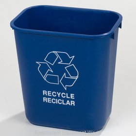 Carlisle 342928REC14 Recycling Receptacle / Container