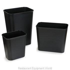 Carlisle 34294003 Waste Basket, Plastic