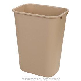 Carlisle 34294106 Waste Basket, Plastic