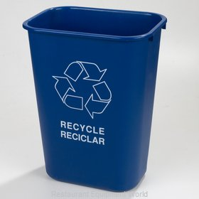 Carlisle 342941REC14 Recycling Receptacle / Container