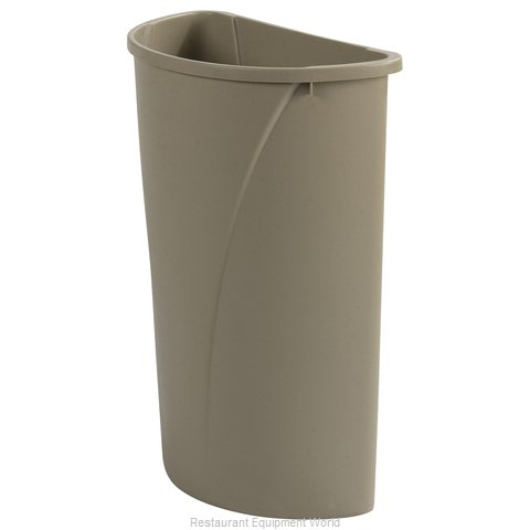 Carlisle 34302106 Trash Garbage Waste Container Stationary